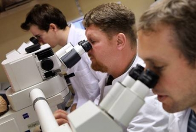 Super microscopio per studio Alzheimer