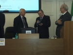 Il Premio Euromediterraneo al Procuratore Corrado Lembo