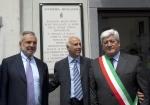 Inaugurazione Piazza Colonna del Plebiscito- Ercolano 5 maggio 2012